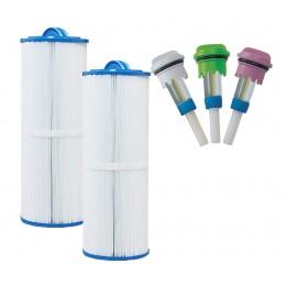 Pack de filtros e aroma à escolha